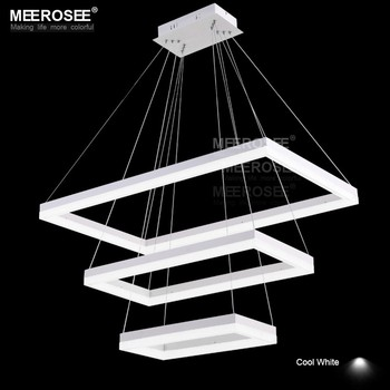 3 Layers Contemporary Modern LED Pendant Hanging Light Fixtures MD5062-3R