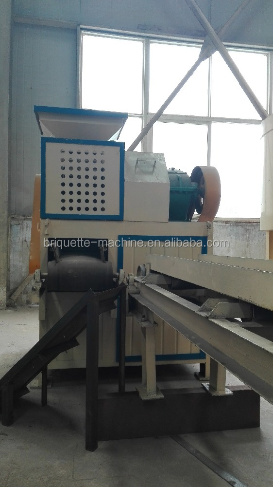 Long burning time charcoal coal dust briquetting press machine for make BBQ