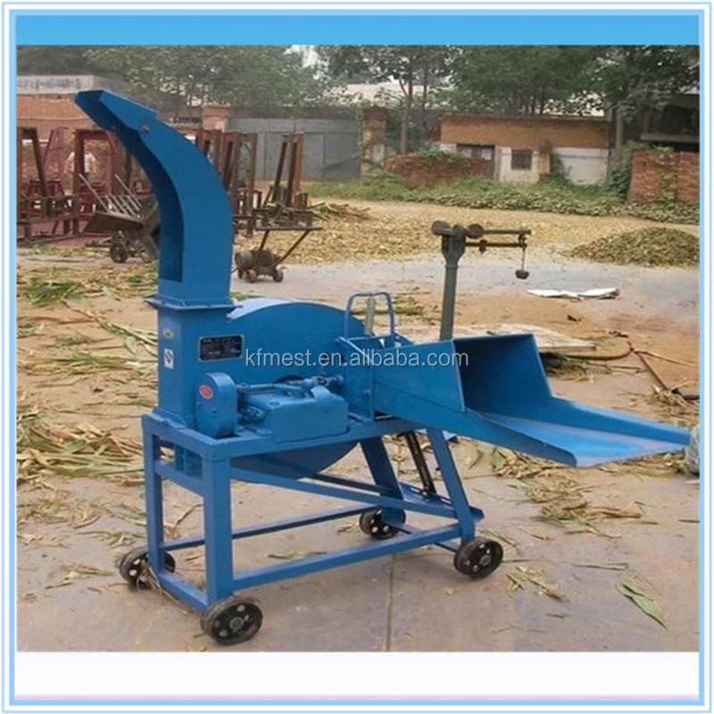Branches Bark Machine/Chaff Cutter and Crusher Combined Machine/Straw Crusher/ Grass Crusher Machine