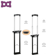 professional trolley case accessory trolley handle system