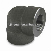 rubber joint pvc elbow