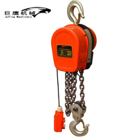 electric chian block 1.5ton electric chain hoist
