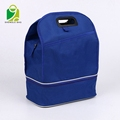 custom polyester insulated lunch cooler bag perfect size for the Beach, Picnic, Outdoor, Sports, Hiking and Camping