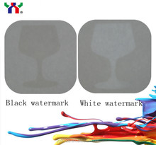 Flexographic printing white watermark ink
