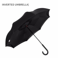 2017 high quality semi-sex tulip car umbrella automatic for two