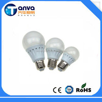 high brightness 11w led bulb e27