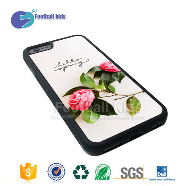 Newest hybrid pc tpu mobile phone case cover for iphone 6s plus, custom design silicone phone case for iphone 6s plus