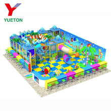 Popular Design Kids Play Party Venues Inside Playground Places Soft Play for Children's Parties