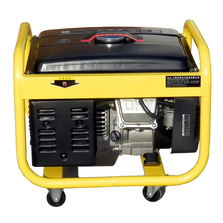 2000 Watt Gasoline Powered Electric Start Portable Generator BR2500E