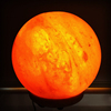 ETL Approved Himalayan Rock Salt Lamp Sphere Shape
