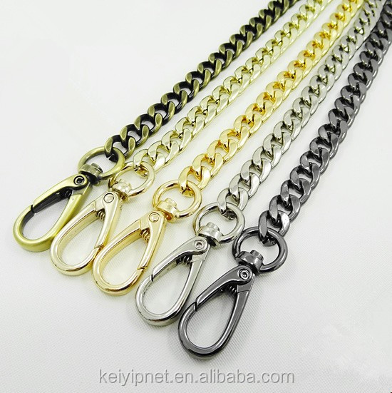 Decorative Metal Handbag Chain for Purse Chain Bag Chain