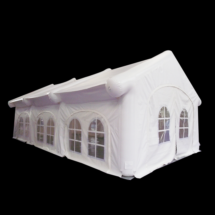 Customized Best PVC inflatable tent for sale