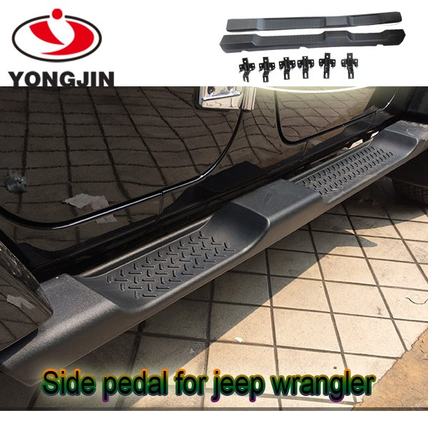 Fashionable JK Wrangler Automatic Electric side steps for Jeep Jk Wrangler