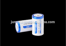 3V Rechargeable Lithium Ion Battery LiFePO4 Battery for Camera Rechargeable Battery Li-ion