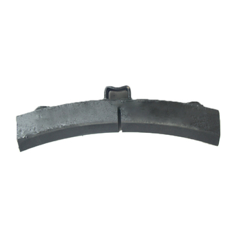 Cast Iron Railway Brake Shoes for Train Brake System