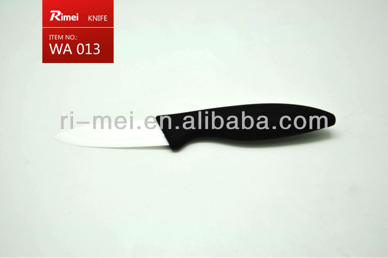 Ceramic Knife with Mirror Blade 3PC Set Ceramic Mirror Knife
