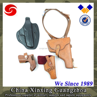 High quality Pistol cowhide Leather gun holster