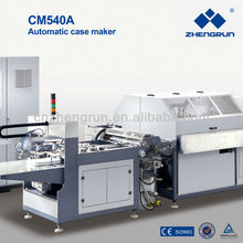 hardcover case making machine