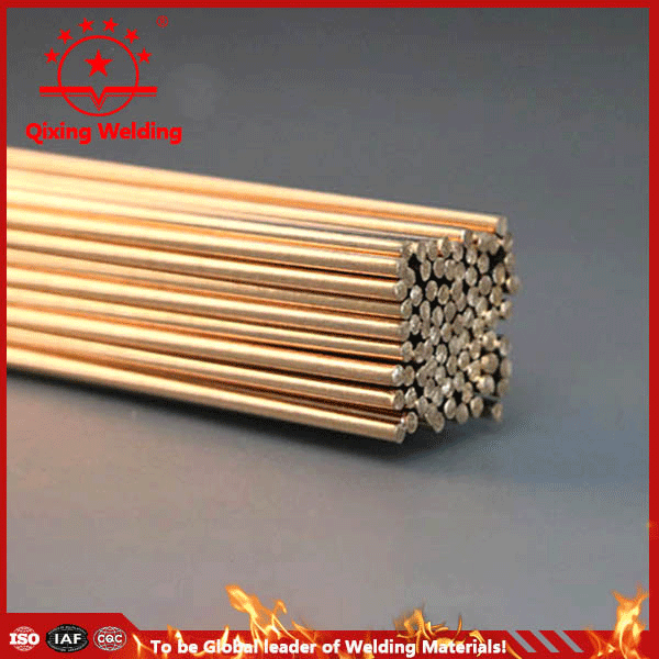 Good spreadability Phos Copper Silver brazing alloys strip