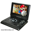 cheapest portable dvd player with tv tuner and radio