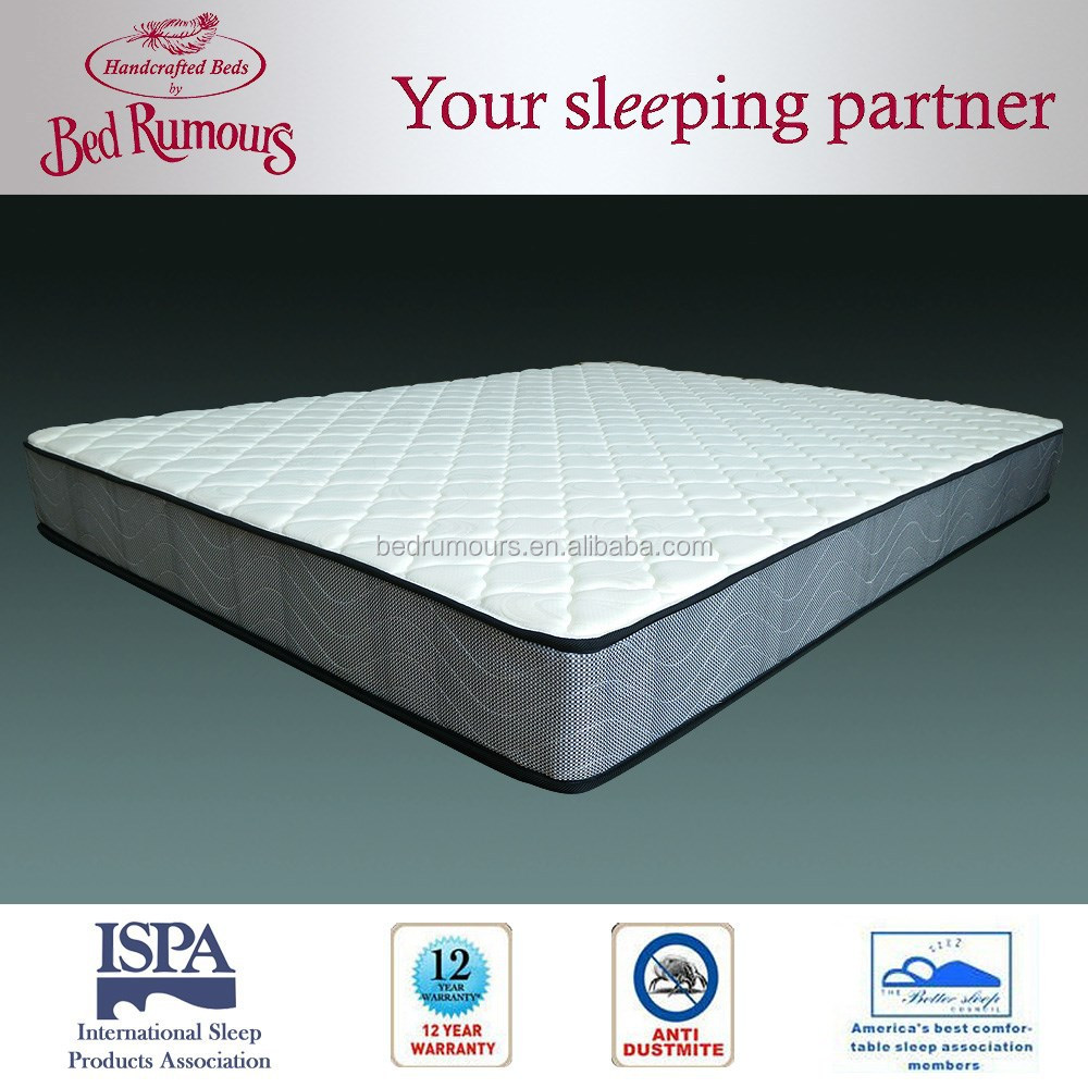 High Quality Zoned Pocket Spring Mattress