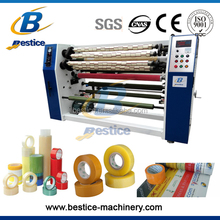 Long Life Span BOPP Printed Tape Slitting Machine Professional Factory