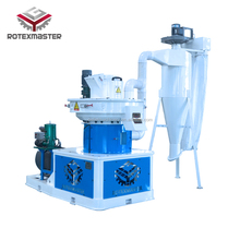 Sugar cane bagasse pellet mill/straw pellet machine/machine to make wood pellets
