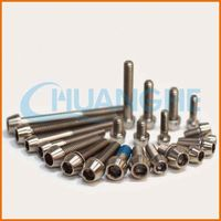 Factory supply good quality self-tapping torx titanium screw
