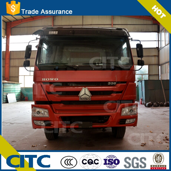 Sino truck side big tipper for sale