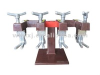 plastic double shoe stretching machine/shoe expander