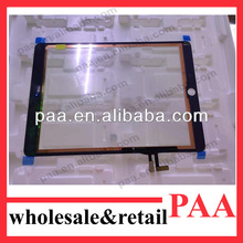 wholesale For ipad air/5 touch panel screen black