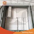 1220x2440mm white color pp hollow sheet