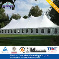 Shandong 2013 NEW arabian peak tent strong aluminum tent pole connectors