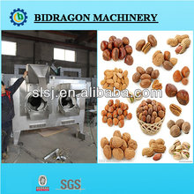 Industrial Roaster Machine for Peanut Nuts Seeds
