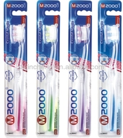 Very Hot M907 M2000 best quality tooth brush with Tongue Cleaner Polishing Cups