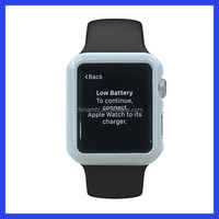 China Wholesale PC Hard Case for Apple Watch Case,waterproof watch case for apple