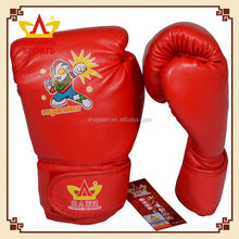 Shanren Sports China PU leather cheap kids boxing gloves