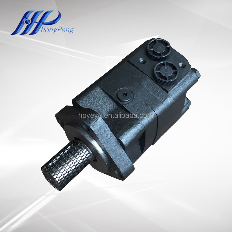 Supply replaceable cycloid motor BMS series , oil motor dedicated can replace hydraulic fittings