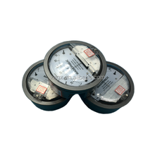 Differential air pressure gauge manometer