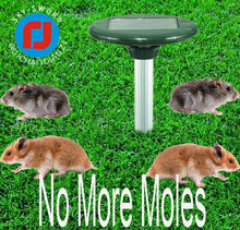 Hot Selling OutdoorRat Mice Control Type Ultrasonic Function Solar Power Pest Repeller
