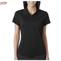 Custom polo shirt women clothing t shirt garments factory