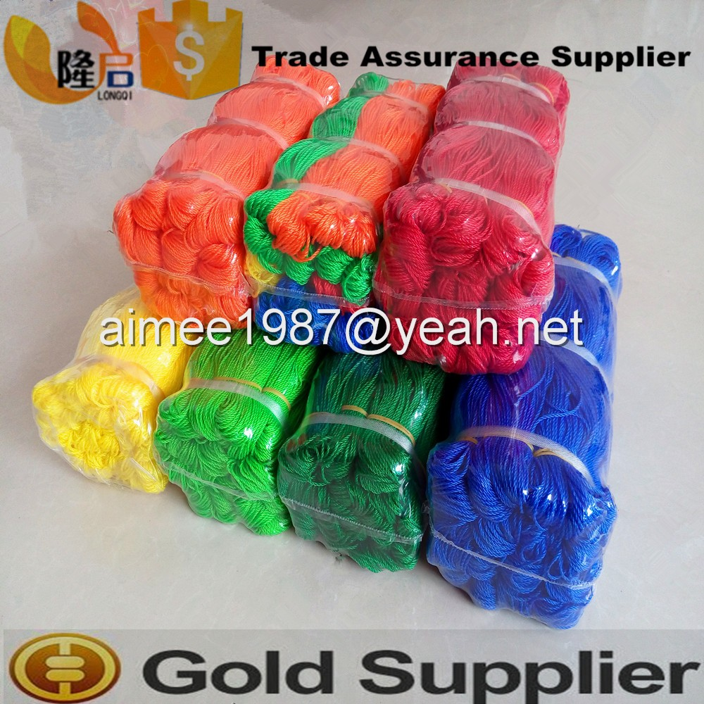 filler cord/pp cord,pe monofilament twisted twine/hollow rope/fishing net twine