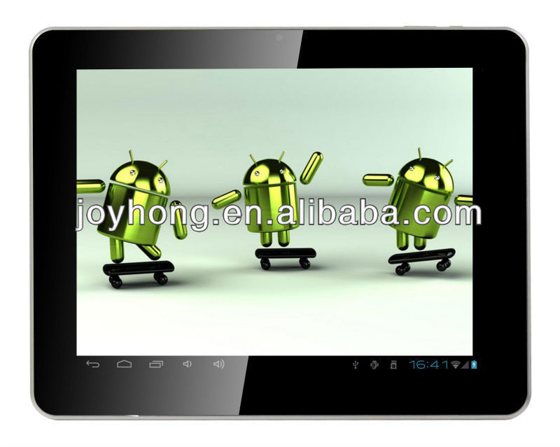 9 inch HD Camera Tablet PC Built-in 802.11 b/g/n