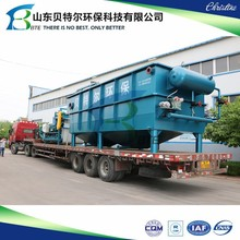 2015 Hot Selling DAF Unit for DAF Dissolved Air Flotation Oil Water Separation