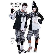 Holiday TV & Movie Costumes Sexy Adults Fancy Dress Halloween Clown Costume Party Masquerade Cosplay EA387306