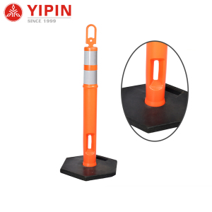 Wholesale fashion flexible bollard delineator marker post