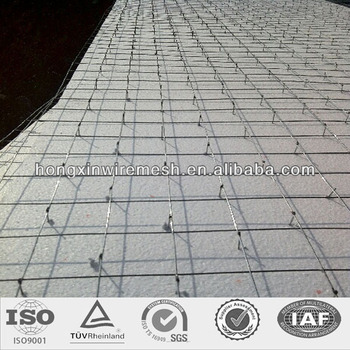 EPS 3D wall wire mesh panel