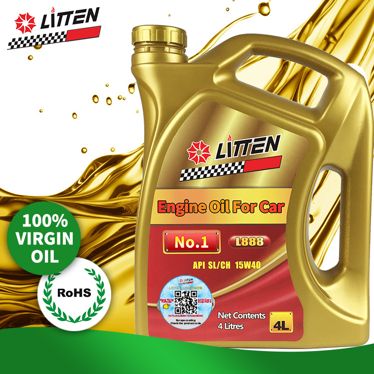 Factory price car engine oil lubricants engine oil 15W40