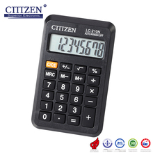 GTTTZEN LC-210N Most Popular Plastic Key 8 Digit Mini Calculator