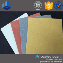 8mm UV mdf Waterproof Fiber Cement Textured Wall Board Base On Calcium Silicate Board